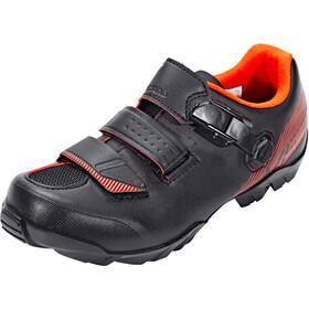 Shimano SH-ME3 Bike Shoes black orange